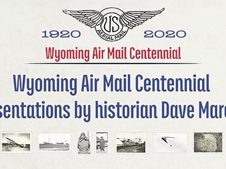 History of Wyoming's airmail service to be discussed June 23