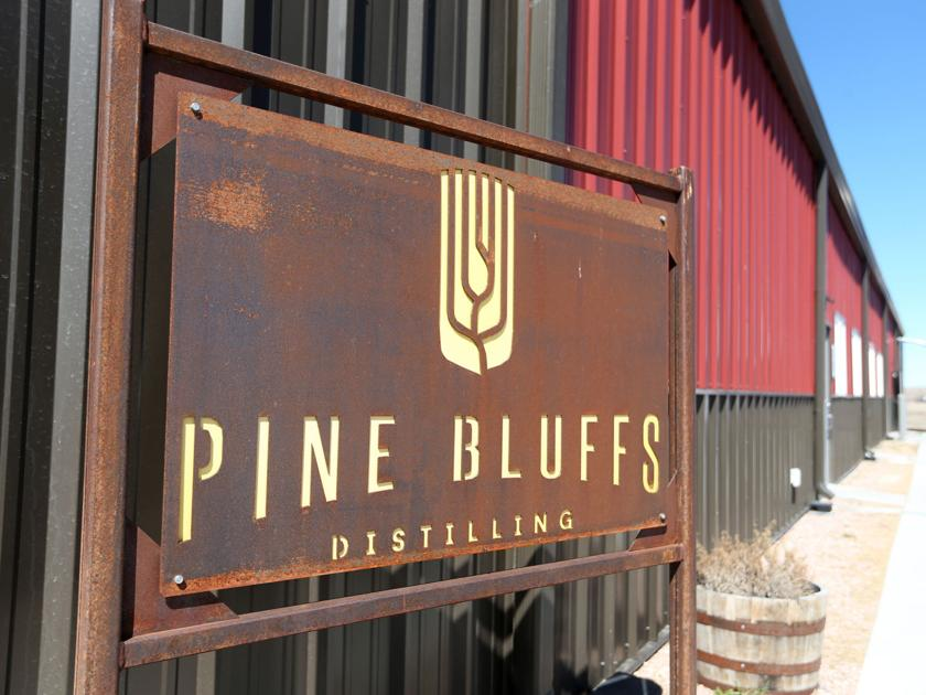Pine Bluffs looks for solution to distillery discharge