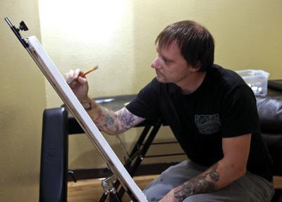 Sagebrush tattoo owner