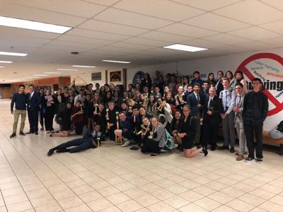 East Speech and Debate - Rock Springs 2018