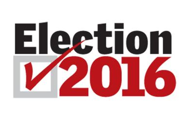 2016 Election - Red