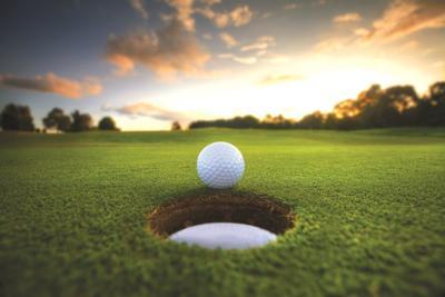 Golf graphic 3