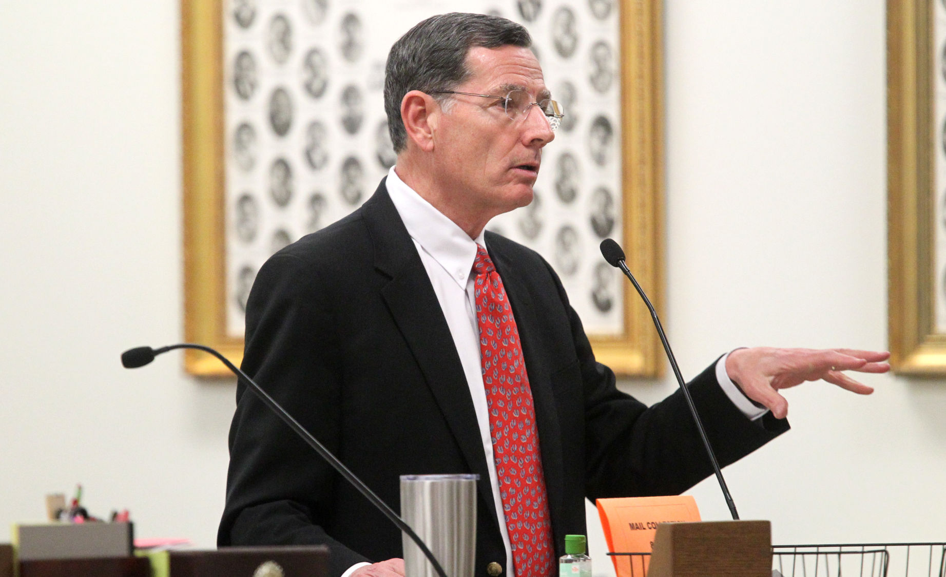 Sen. Barrasso widens money lead with out-of-state donors | Wyoming News