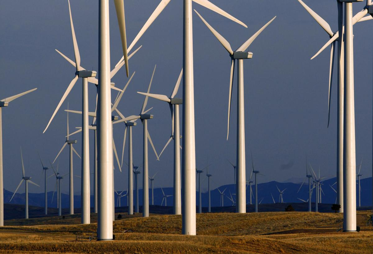 Wind farm FILE