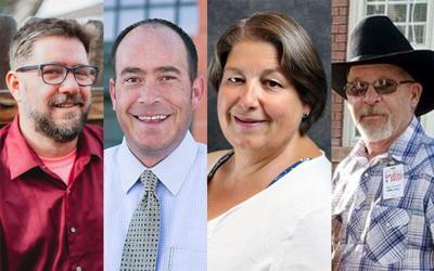 City Council Ward 3 candidates