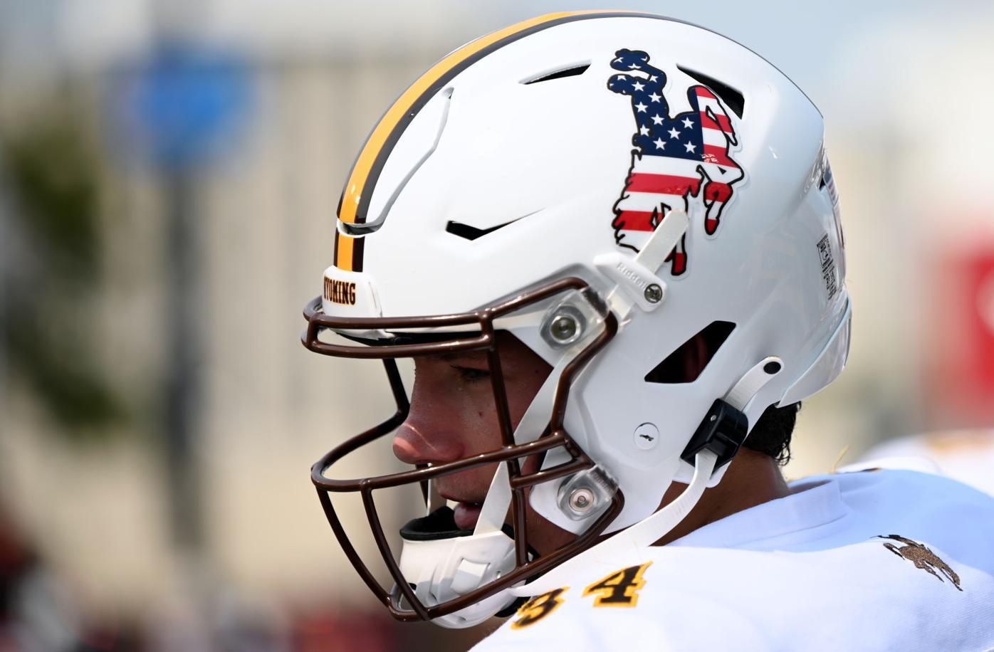 Cowboys alternate helmet 9/11