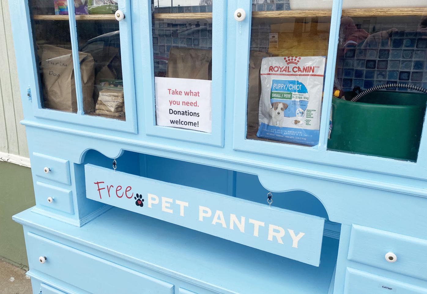 Free Little Pet Pantry