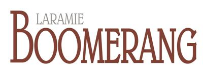 Laramie Boomerang logo