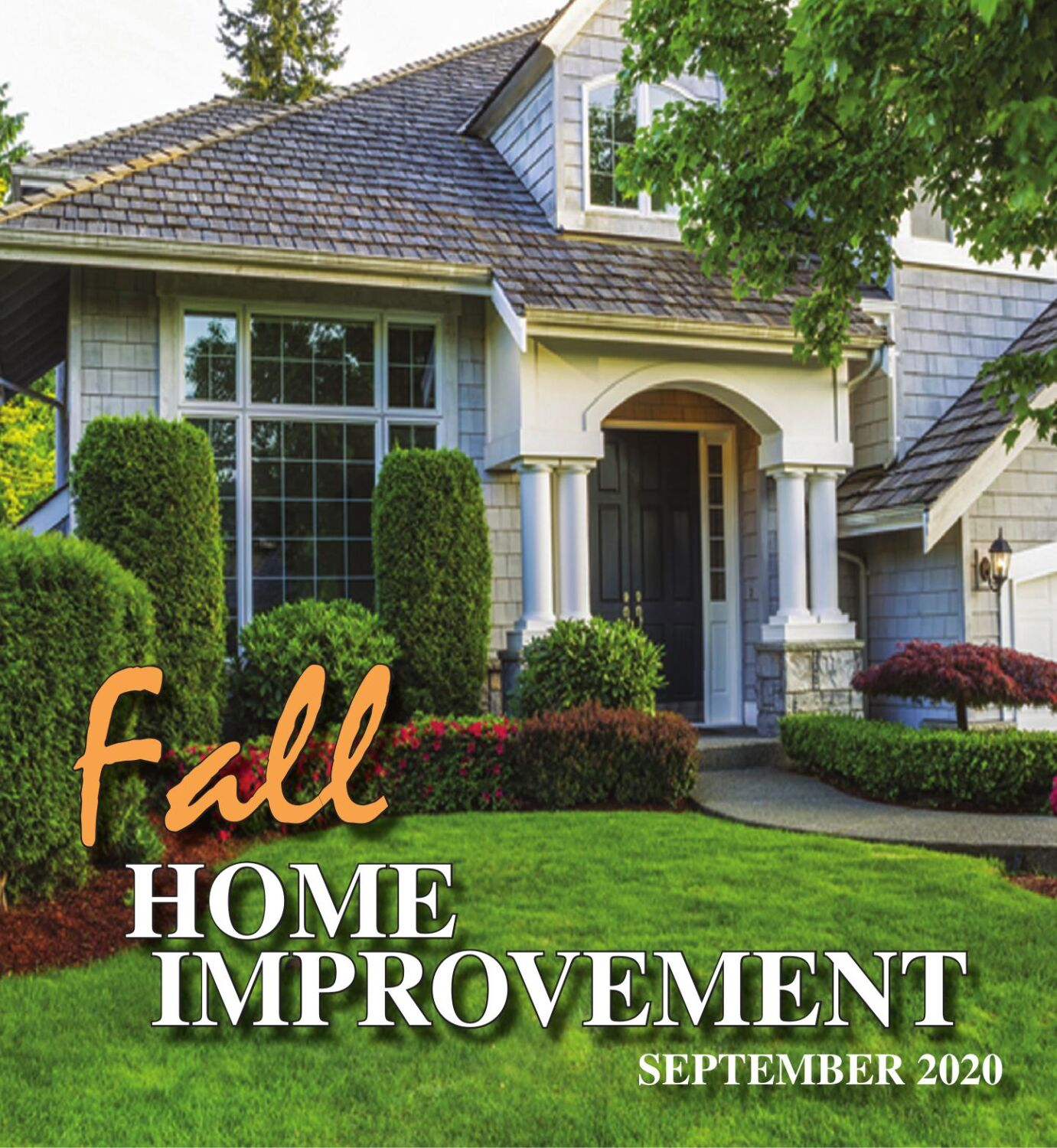 Fall Home Improvement