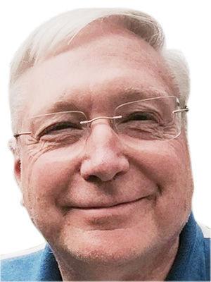 Wayne Hansen cutout for Opinion