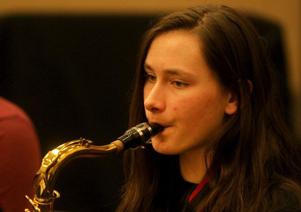 Cheyenne student invited to play in All-National Honor Band