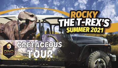 Rocky the T-Rex