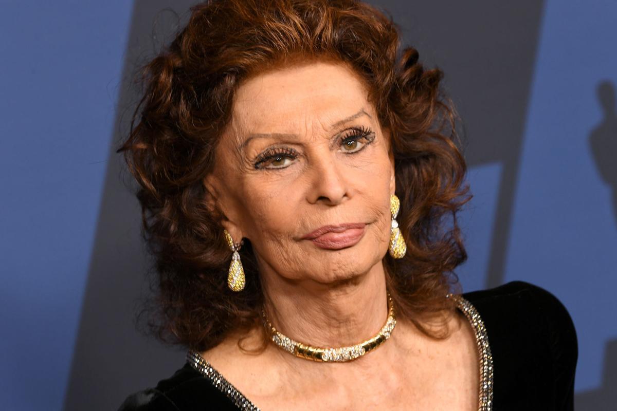 Sophia Loren S First Film In 11 Years Generating Serious Oscar Buzz To Do Wyomingnews Com
