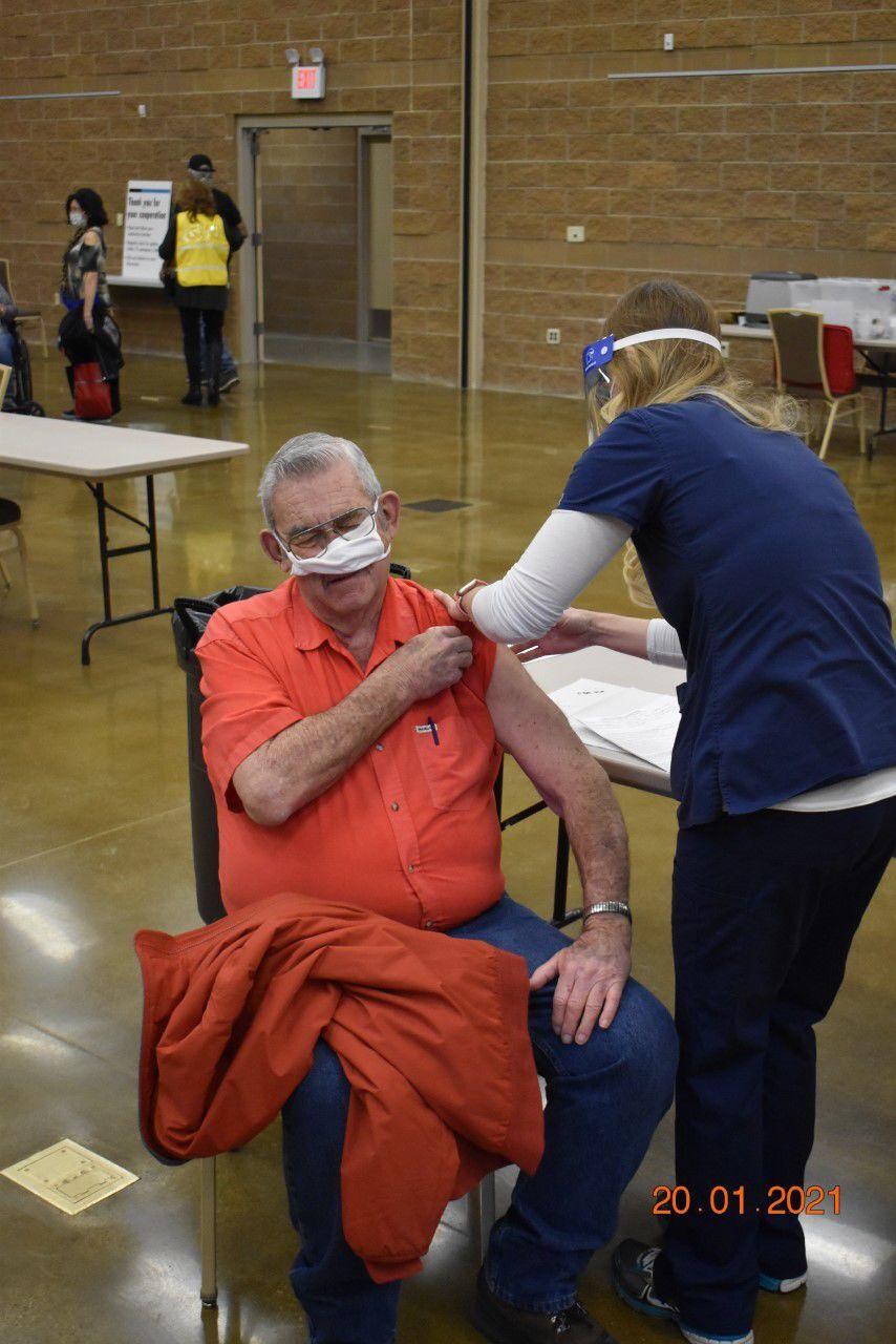 Saratoga COVID-19 vaccinations