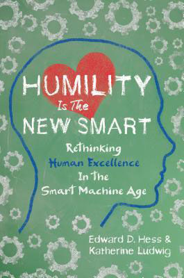 Humility is the new Smart book cover