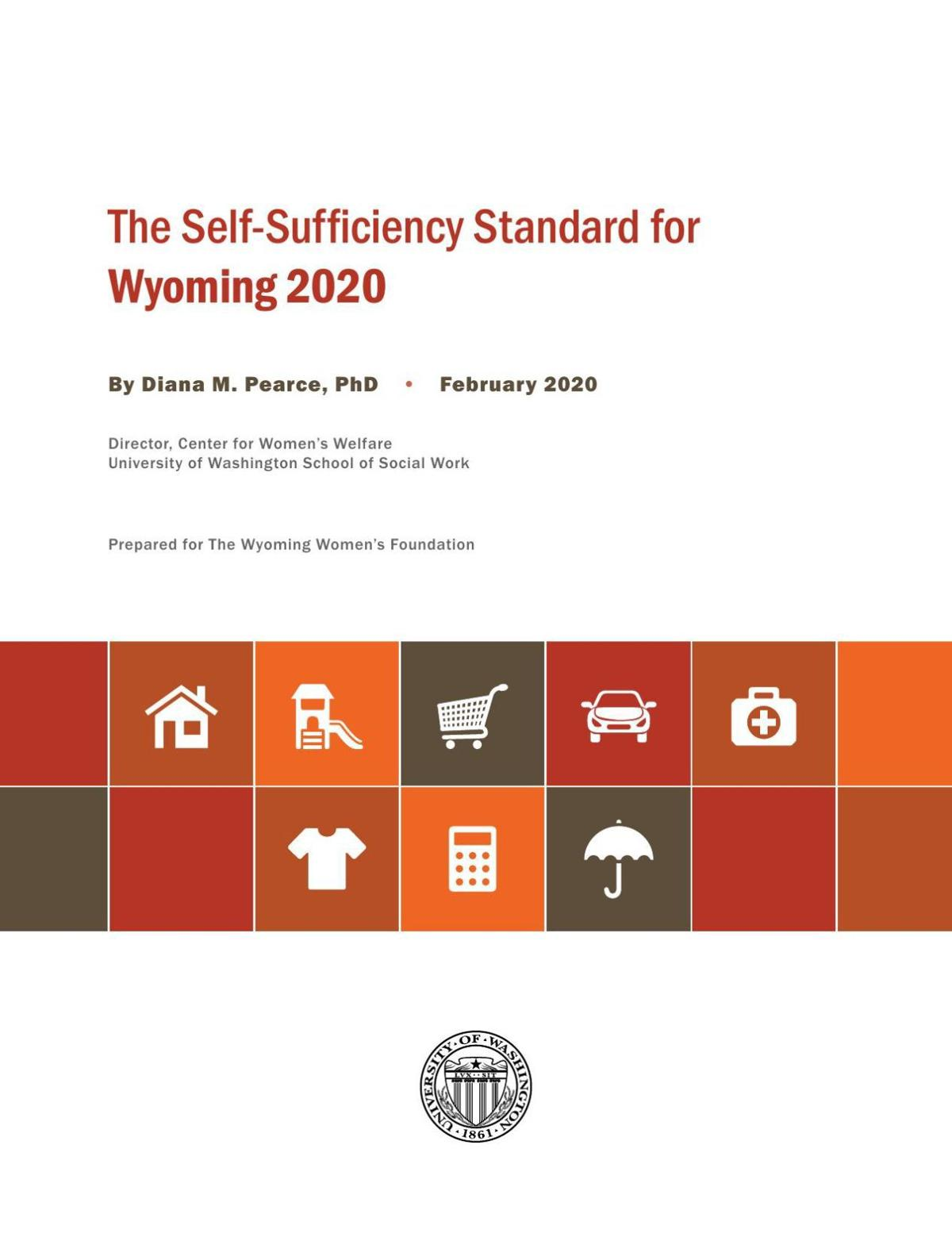 The Self-Sufficiency Standard for Wyoming 2020