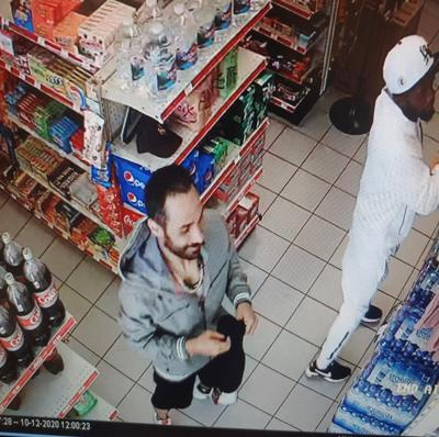 Suspect sought for passing counterfeit bills