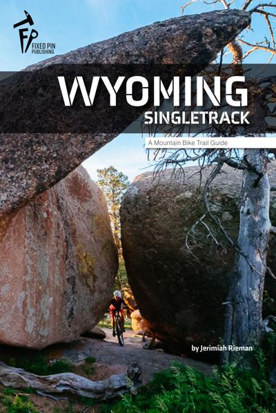 Wyoming Singletrack cover
