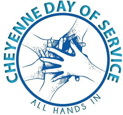 Cheyenne Day of Service logo