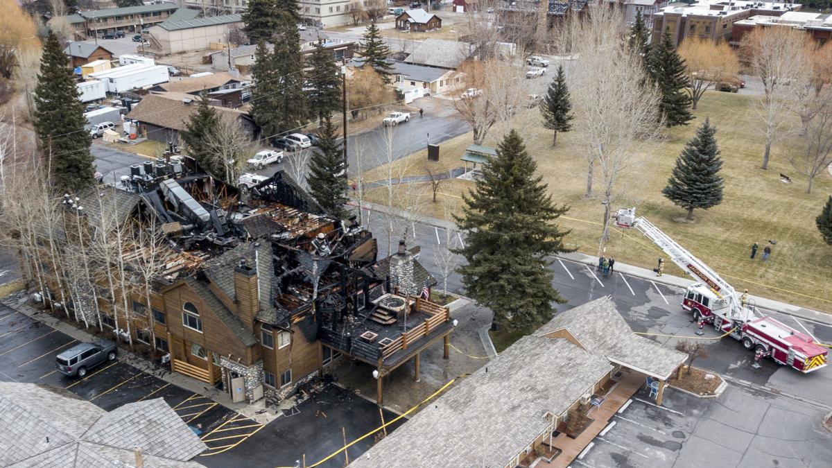 Owners of iconic Jackson hotel ponder rebuild after fire