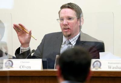 Rep Jared Olsen