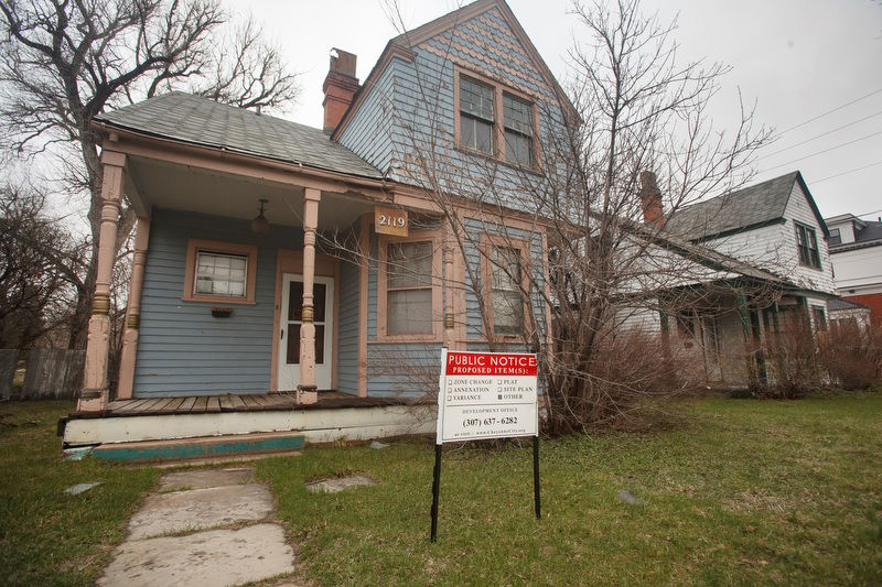3 historic homes on house avenue could be moved news for Cheyenne houses