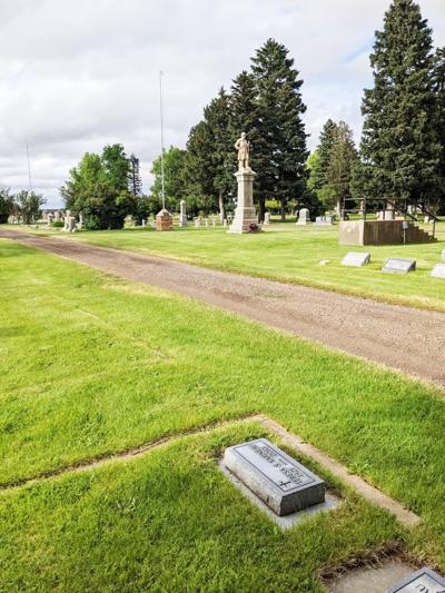 Greenhill Cemetery walking tour