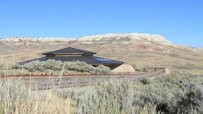 Fossil Butte Visitor Center National Park Service