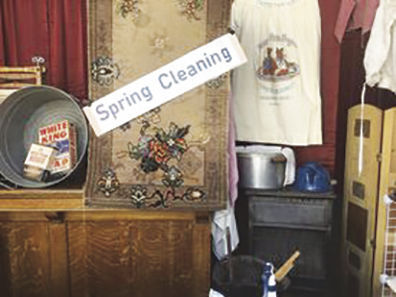 Rock Springs Museum Spring Cleaning 2