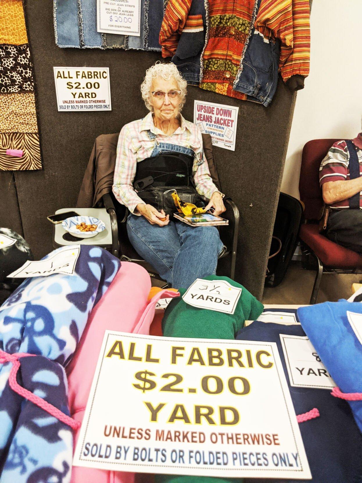 American Sewing Guild Debbie Coleman