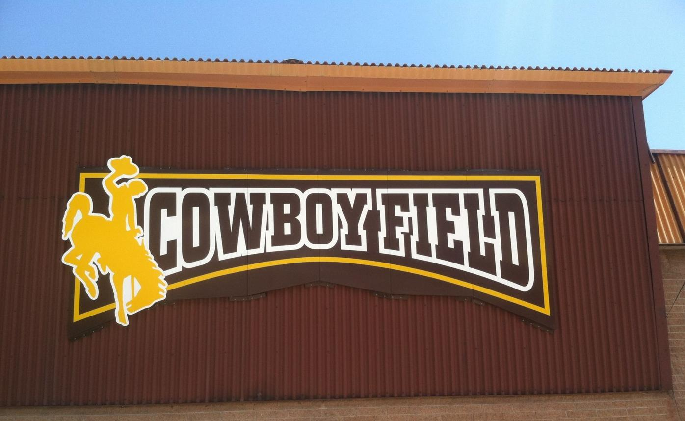 Cowboy Field sign