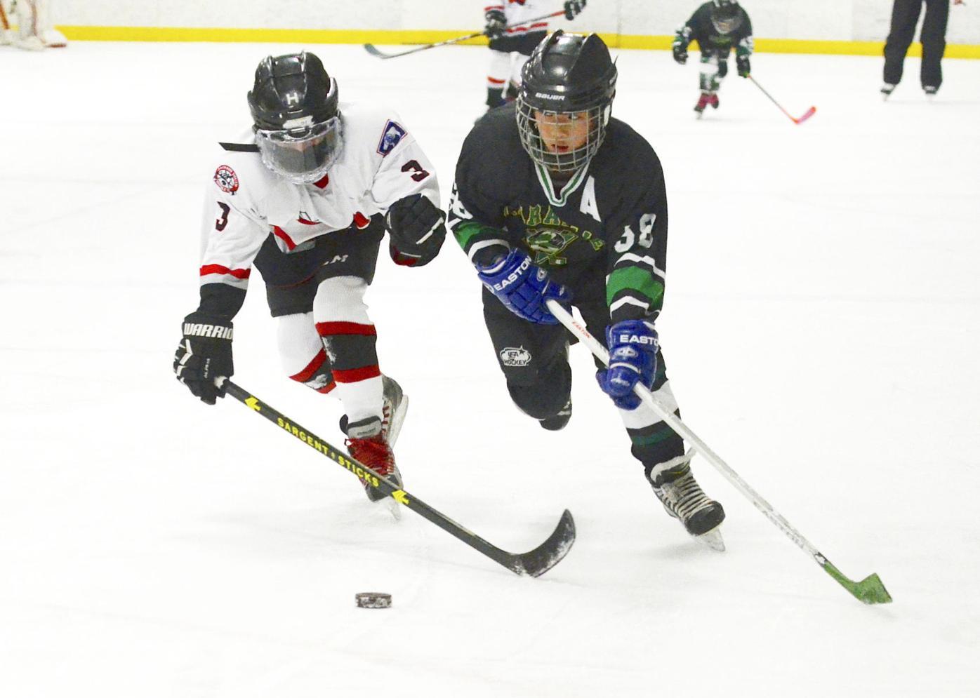 Outlaws hockey-Zhu