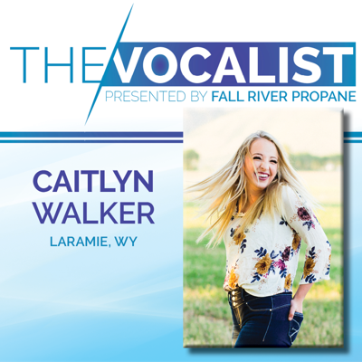 Caitlyn Walker-The Vocalist