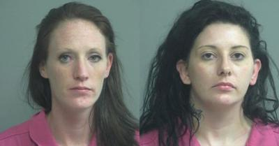 RSPD arrests two females on felony charge