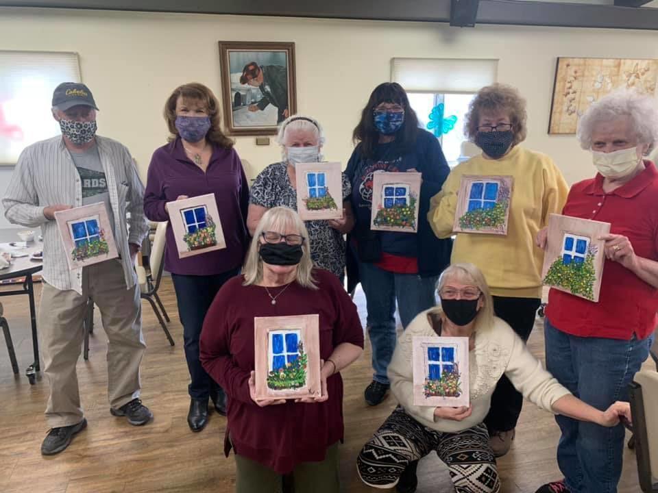Carbon County Senior Center2