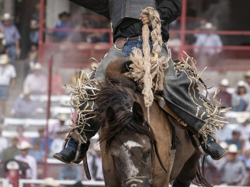 CFD Rodeo Day 6, 7-29-21
