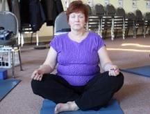 Yoga helping veterans with PTSD
