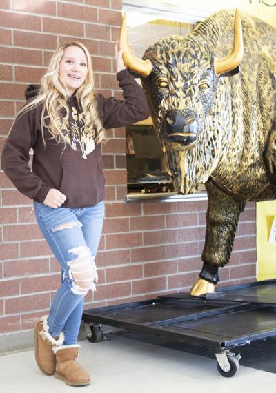 LCSD1 Student of the Week 1-12-20: Alexandra Robert