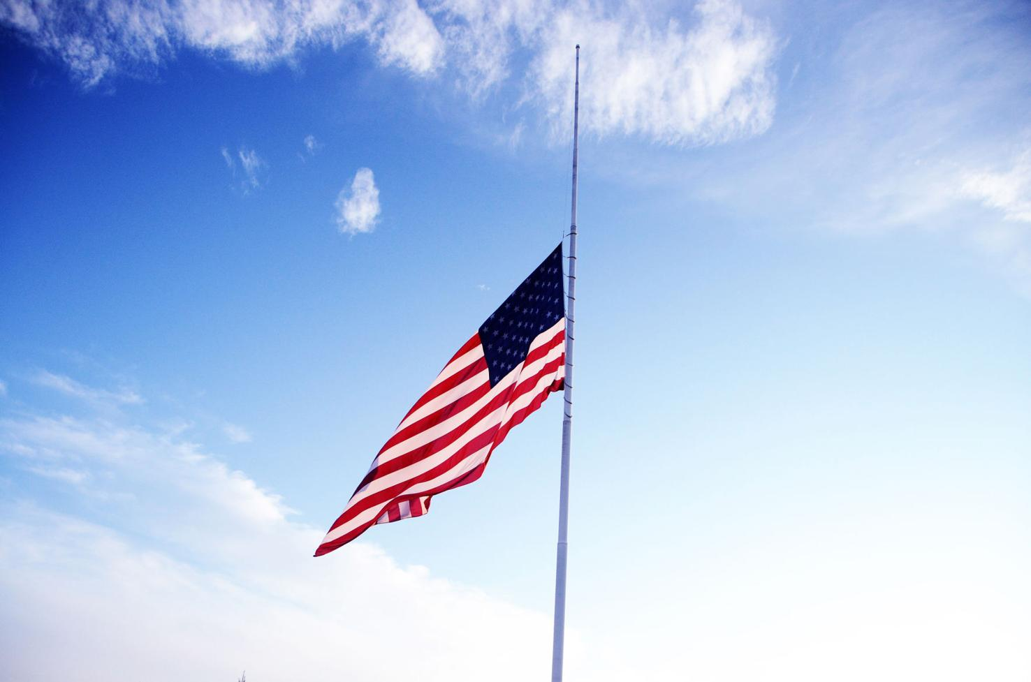 President Obama orders flags flown at half-staff to honor
