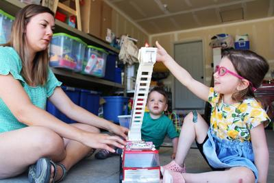 Rhianna Handschu, The Nest Toy Library