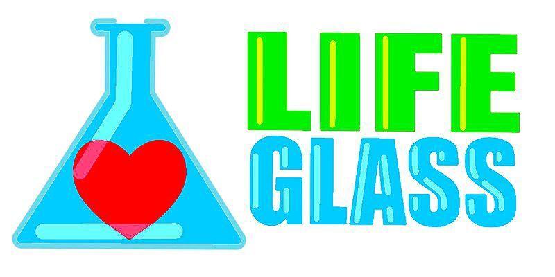 LifeGlass logo