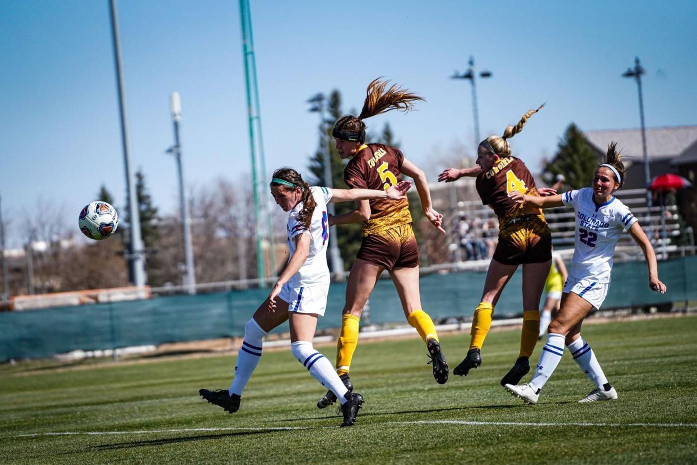 Cowgirls soccer-CSU