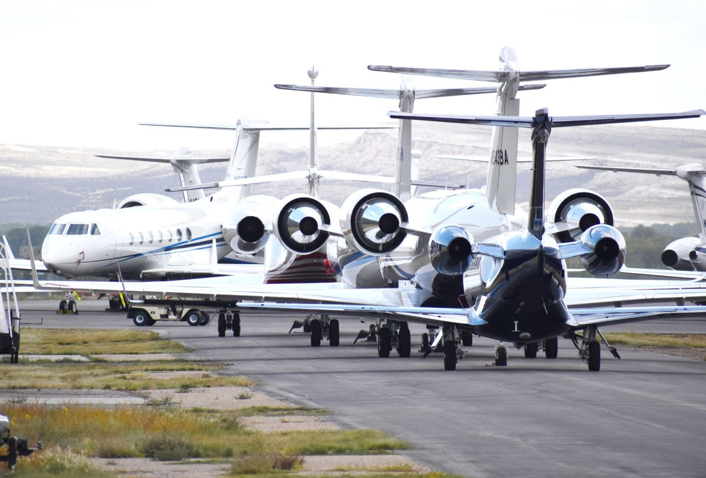 Gathering of the Jets