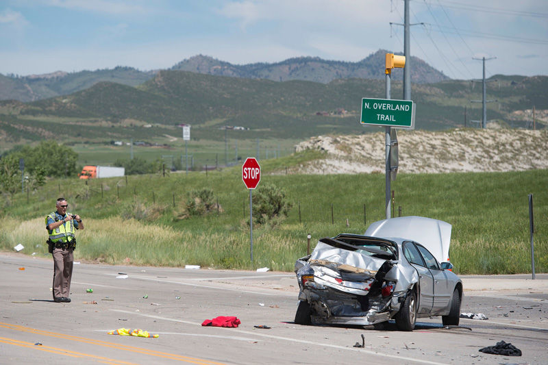 Police offer tips for 'deadliest 100 days' on Colorado roads   Wyoming News