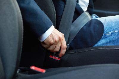 Seat Belt Compliance Ranks Low In Wyoming