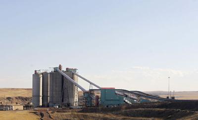 Belle Ayr coal mine file