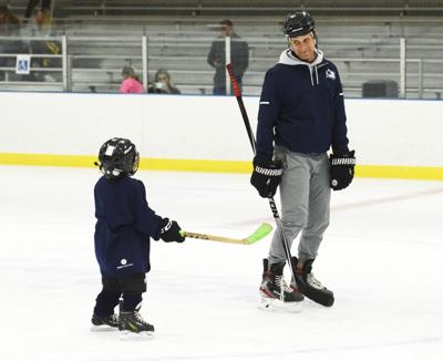 John-Michael Liles-Laramie youth hockey