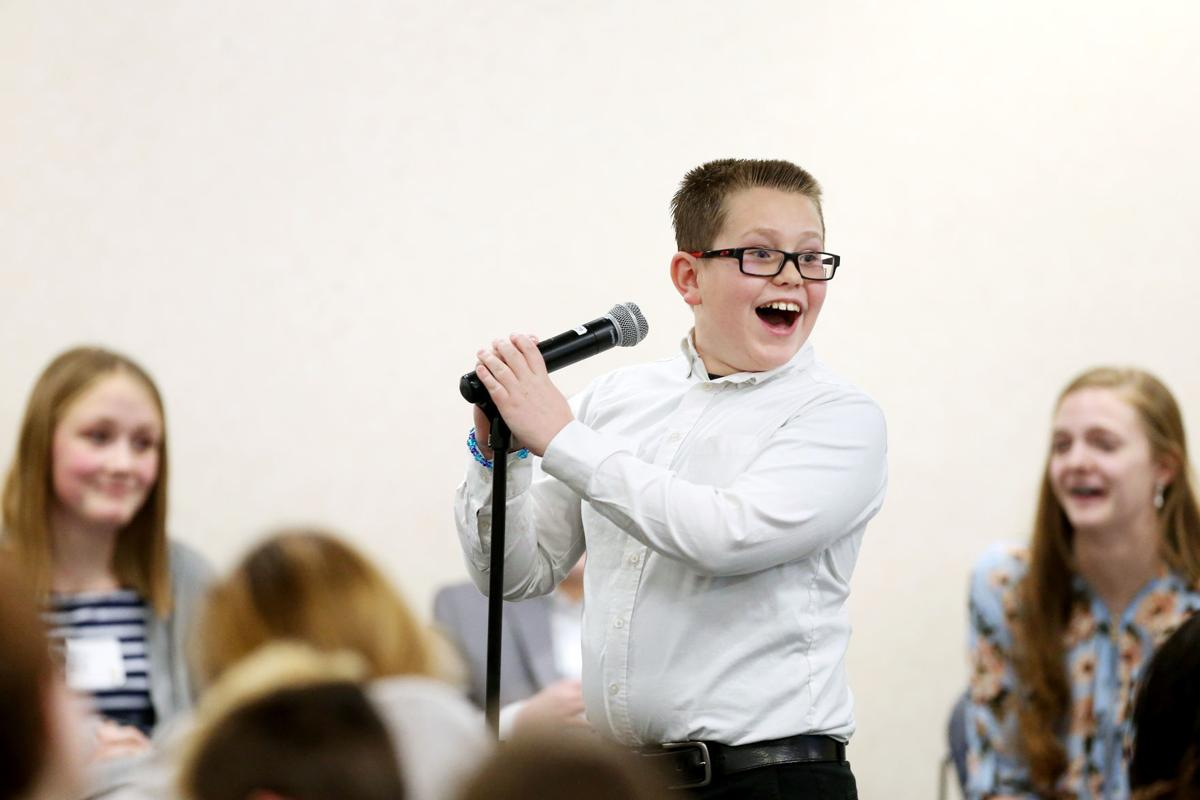 """Laramie County Spelling Bee words made some contestants """"S-Q-U-I-R-M"""""""