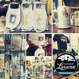 Laramie shops