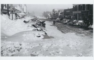 The Blizzard Of 49 Documentary Airing Dec 8 On Wyoming Pbs
